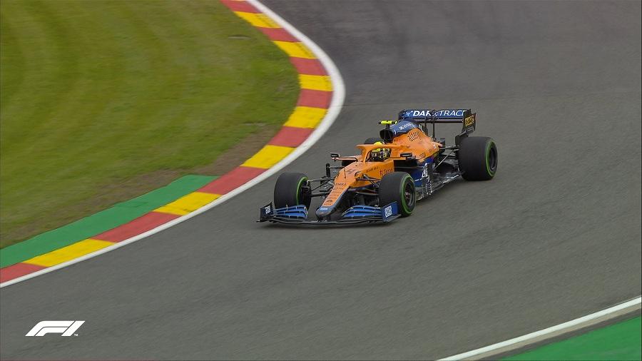 GP da Bélgica de Fórmula 1 acontece neste final de semana