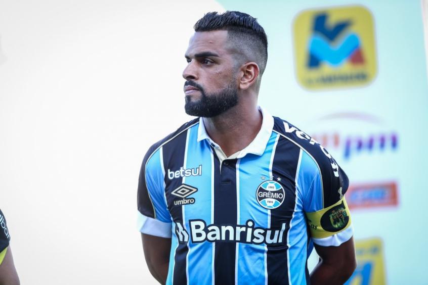 Maicon não é mais jogador do Grêmio