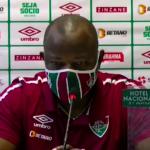 Marcão elogia partida 'alto nível' contra o Atlético e enaltece postura dos jogadores após saída de Roger