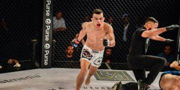"""UFC acerta contratação de Daniel """"Willycat"""" Santos"""