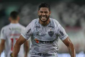 Atlético-MG soma 91% de aproveitamento quando Hulk participa de gols