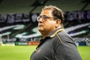 Após nova derrota, Guto Ferreira é demitido do Ceará