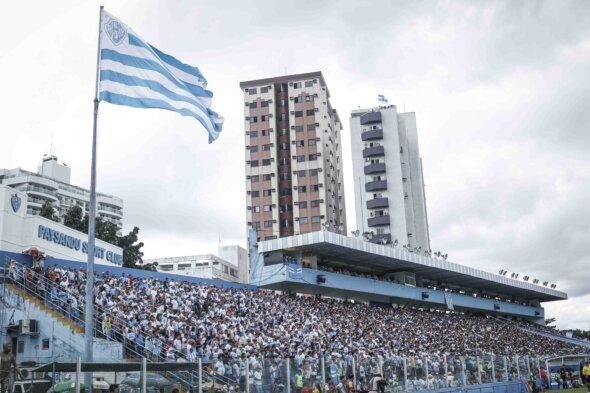 Paysandu contrata atacante ex-Remo que conquistou acesso à Série B
