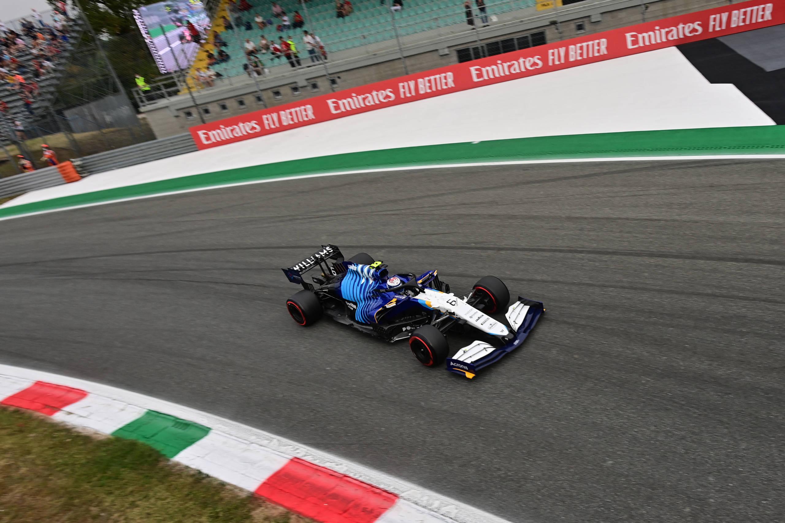 Veja imagens da classificação para o GP da Itália de Fórmula 1