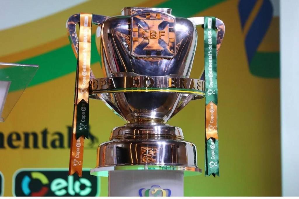 CBF define datas, locais e horários das semifinais da Copa do Brasil