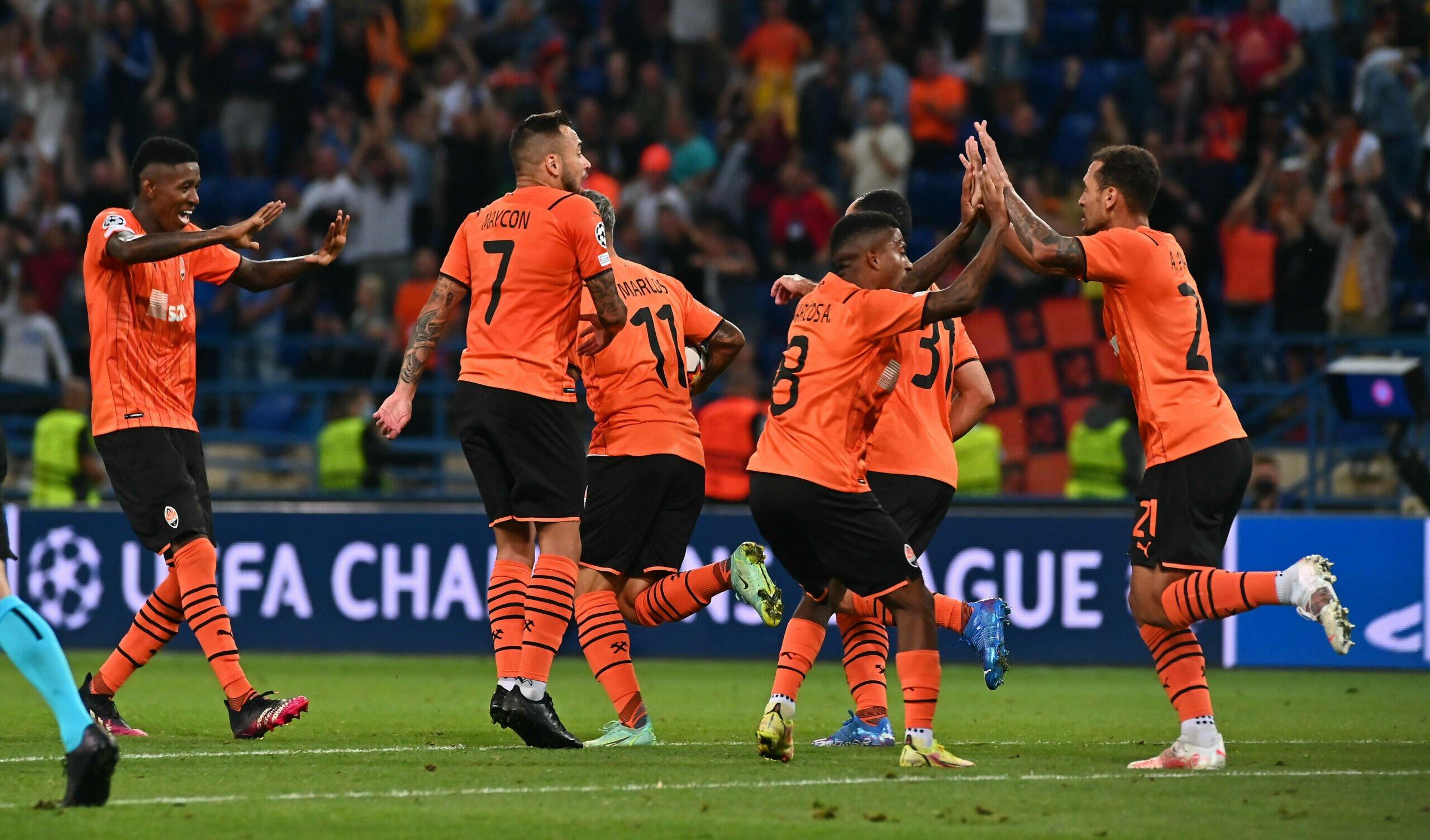 O Shakhtar arrancou uma emocionante classificação contra o Monaco e o Sheriff Tiraspol será a grande novidade na fase de grupos da Champions