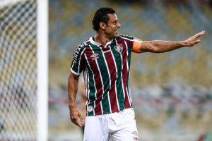 Fred marca de pênalti contra o Galo, chega a 36 gols e se iguala a Romário como maior artilheiro da Copa do Brasil
