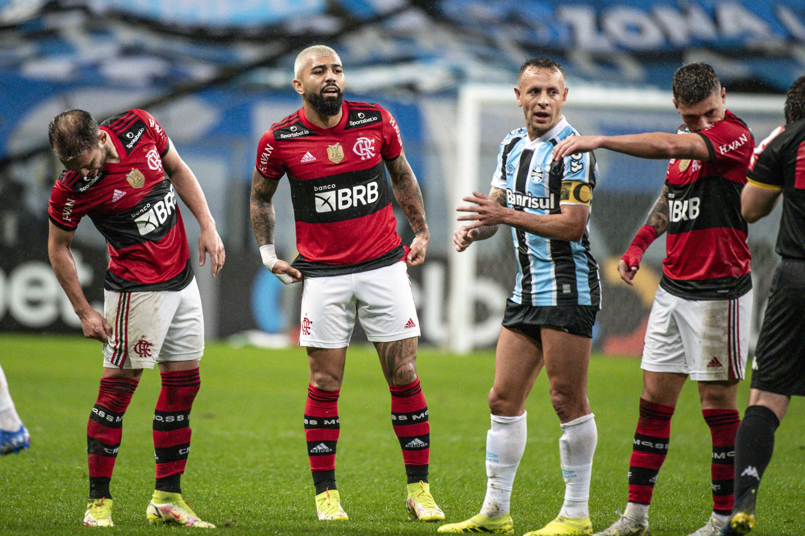 Flamengo anuncia venda de ingressos para jogo contra o Grêmio na Copa do Brasil