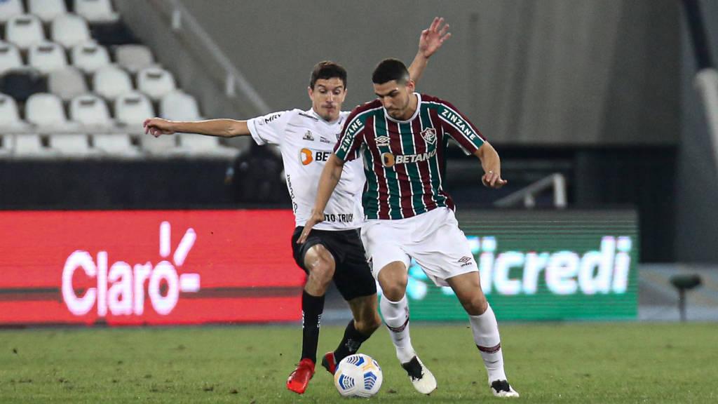 Copa do Brasil: confira os gols de Fluminense 1 x 2 Atlético-MG