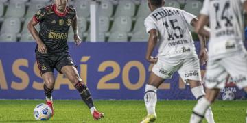 Santos pede instauração de inquérito ao STJD contra o Flamengo no caso Andreas Pereira