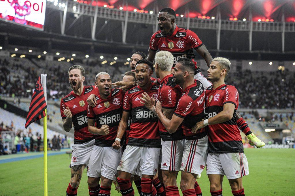 Desde 1989, o Flamengo é o 1º time a chegar na semi da Copa do Brasil sem ser vazado