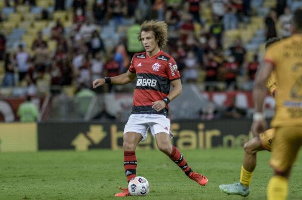 Veja como foi a estreia de David Luiz pelo Flamengo
