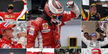 Aposentadoria de Kimi Raikkonen da Fórmula 1