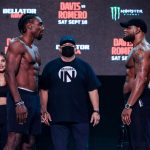 Bellator 266: Davis vs. Romero - Resultados