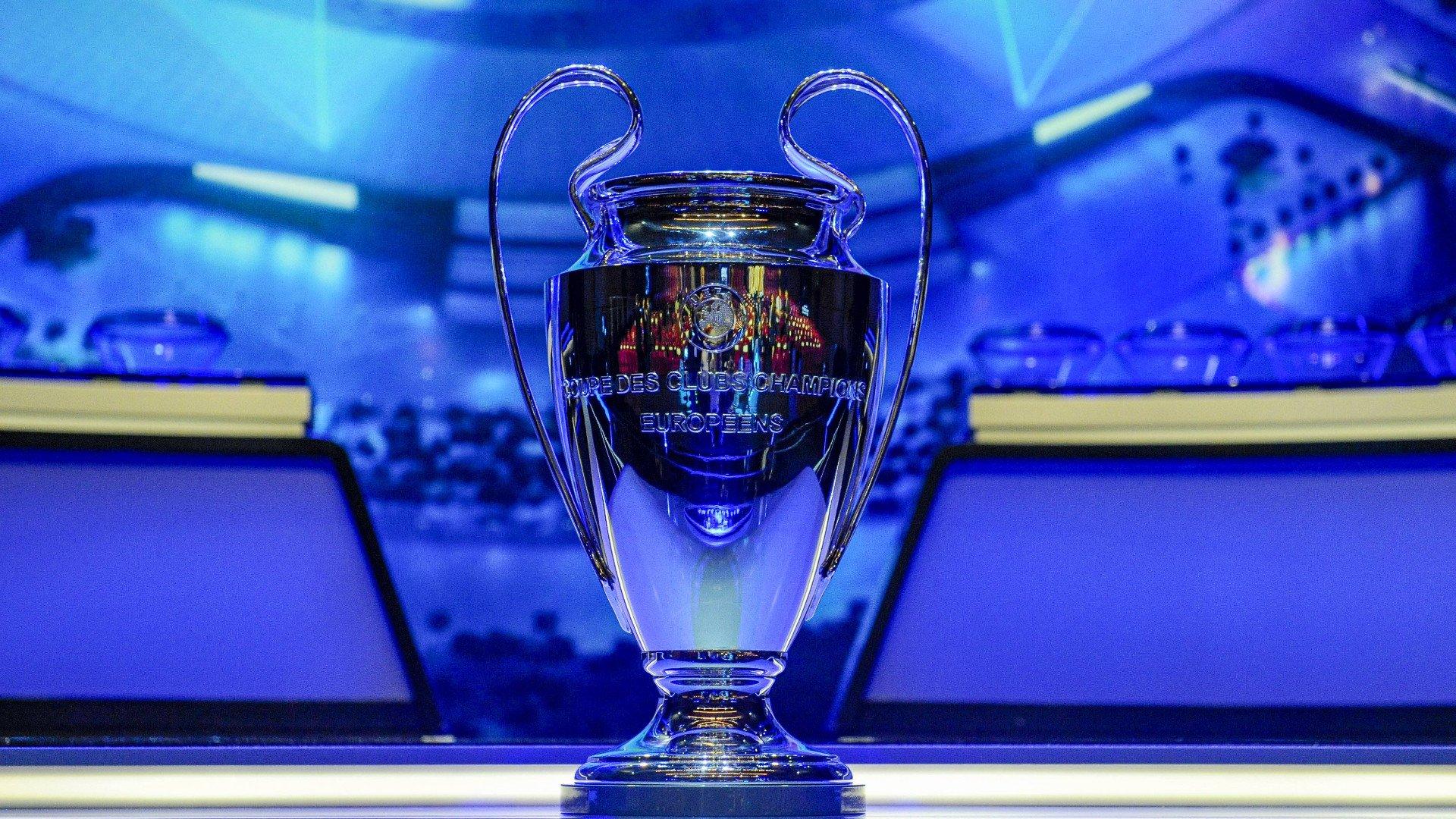 Estes são os potes do sorteio da fase de grupos da Champions League 2021/22