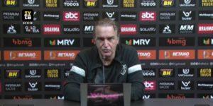 Cuca crê que Atlético-MG poderia ter feito um placar maior na vitória sobre o Fluminense