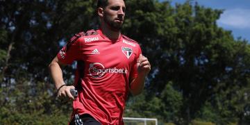 """Calleri fala sobre retorno ao São Paulo e busca repetir desempenho: """"Vou deixar tudo por essa camisa"""""""