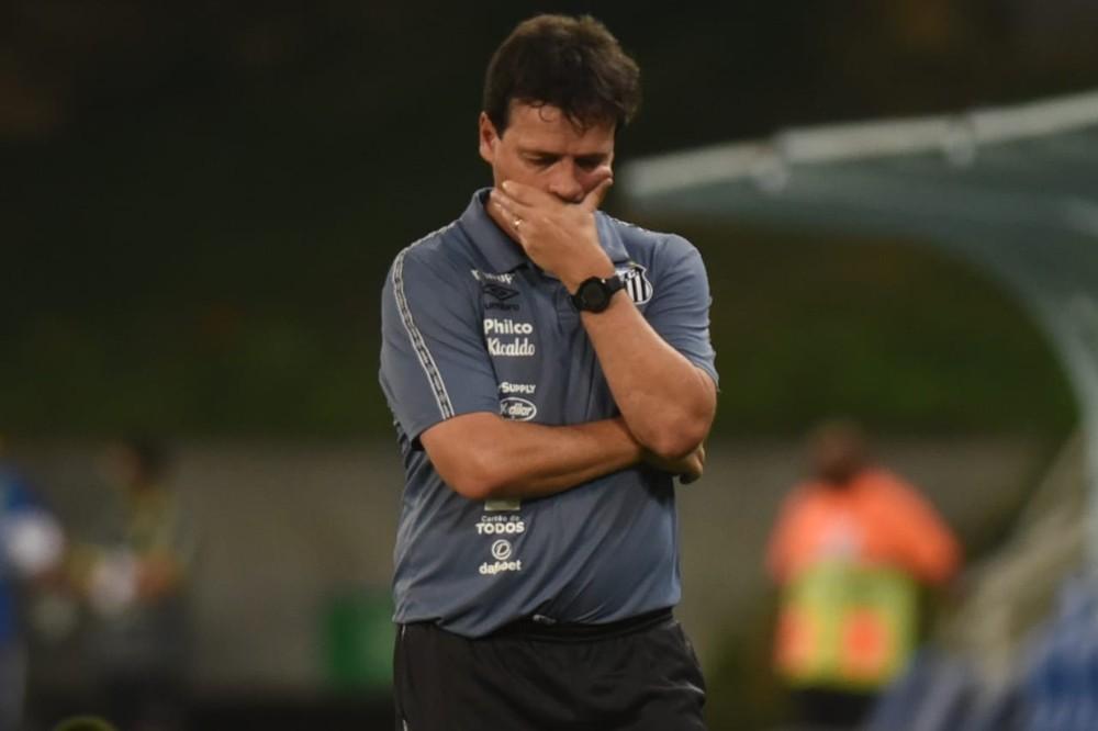 Fernando Diniz demitido do Santos