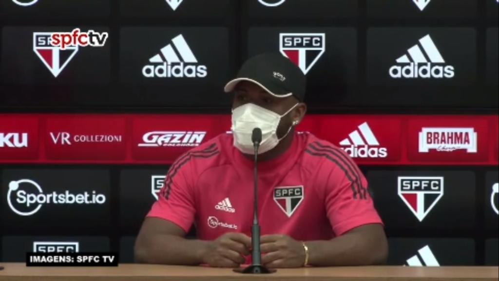 São Paulo: Luan lamenta eliminação na Copa do Brasil