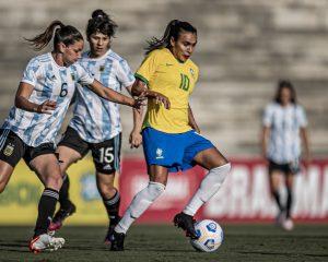 Onde assistir Brasil x Argentina AO VIVO