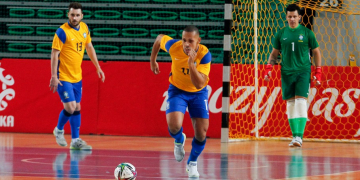 Onde assistir Brasil x Vietnã AO VIVO na Copa do Mundo de Futsal