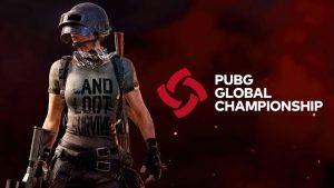 PUBG Global Championship 2021