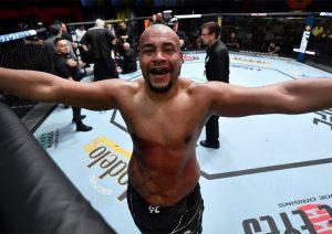 Rodrigo Zé Colmeia e mais dois lutadores do UFC são suspensos por doping