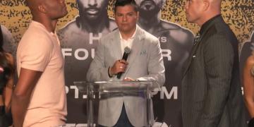 Tito Ortiz não bate peso, mas luta de boxe contra Anderson Silva é confirmada em card de Holyfield x Belfort