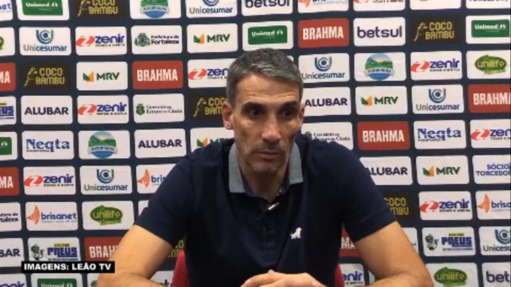 Como parar o Atlético-MG? Vojvoda destaca qualidade do rival, mas despista sobre semi da Copa do Brasil