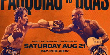 Yordenis Ugas surpreende, vence Manny Pacquiao e mantém cinturão meio-médio da WBA