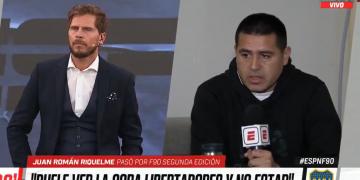 Riquelme dispara e diz que Atlético não merecia classificar na Libertadores