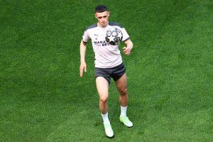 Manchester City está próximo de renovar contrato da jovem estrela Phil Foden