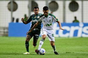 Série A: confira os gols de América-MG 2 x 1 Palmeiras