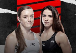 Aspen Ladd substitui Holly Holm e enfrenta Norma Dumont no UFC Vegas 40 - MMA Brasil