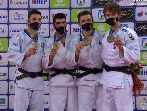 Brasileiro Guilherme Schimidt fatura prata no Grand Prix de Zagreb