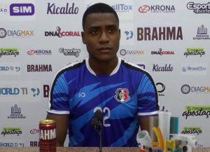 Santa Cruz apresenta o zagueiro Maurício para a disputa da Copa do Nordeste