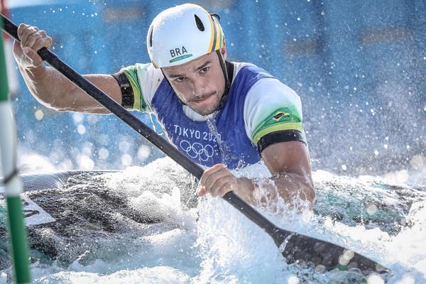 Pepê Gonçalves garante 5º lugar K1 Extremo no Mundial de canoagem