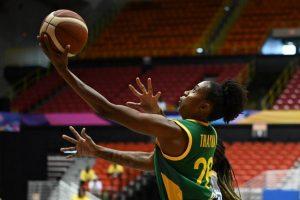 Seleção feminina de basquete 3x3