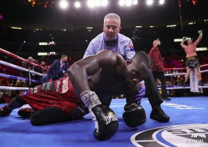 Tyson Fury nocauteia Deontay Wilder em trilogia e mantém cinturão dos pesados da WBC - MMA Brasil
