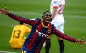 Liverpool tem conversas avançadas pela contratação de Dembélé, diz jornal