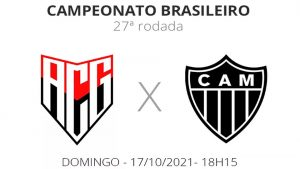 Atlético-GO x Atlético-MG Hoje