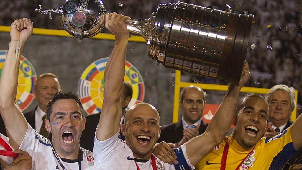 Onde estão os jogadores que venceram a Libertadores