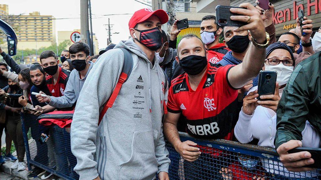 jogo do Flamengo pelo Celular