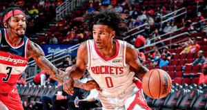 The Playoffs - Houston Rockets derrota Washington Wizards em primeiro jogo da pré-temporada » The Playoffs