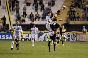 Paysandu e Criciúma empatam em estreia na segunda fase da Série C