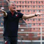 """Mazola Jr lamenta invasão e fase atual do Paysandu: """"não merece isso"""""""