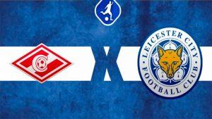 Spartak Moscou x Leicester